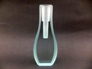 ガラスオブジェ/一輪挿しB-1