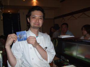 ノンスリップ機能の「すべらんコースター]/成増・洋風居酒屋・寿TOSHI様