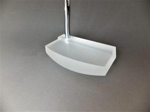 石英ガラス ゴルフパターCタイプ/スリ
